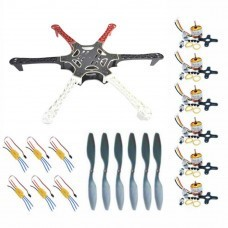 Hexacopter Mega Diy Kit Without Flight Controller