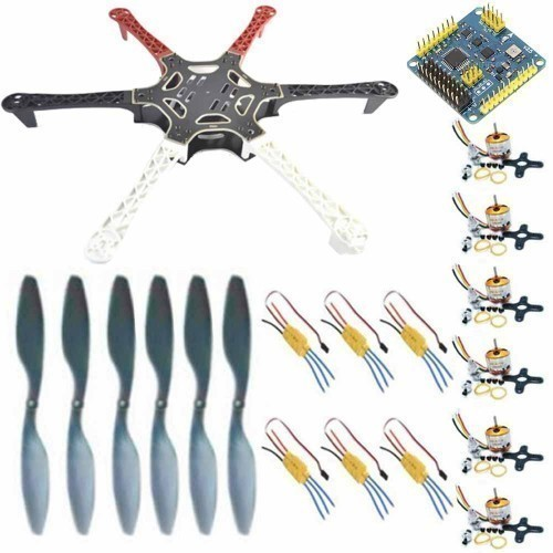 Hexacopter Mega Diy Kit With MWC  Multiwii Flight Controller