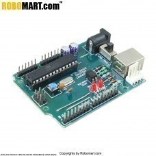 ARDUINO Board with Robosapiens Bootloader