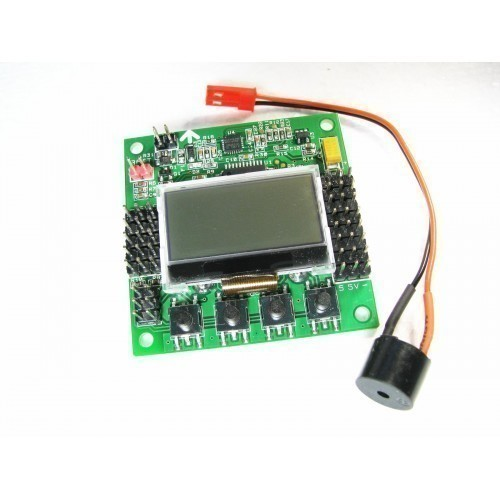 KK2.15 LCD Flight Control Board 6050MPU 644PA Multirotor update version for KK2 kk2.1