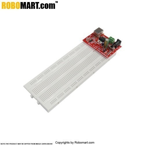 Breadboard Power Supply Module 3.3V/5V Without Breadboard