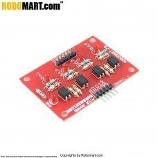 4 Channel Optoisolated Board