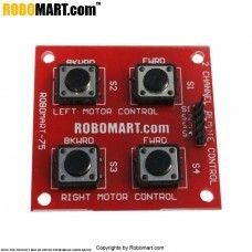 2 Channel Remote Control Board
