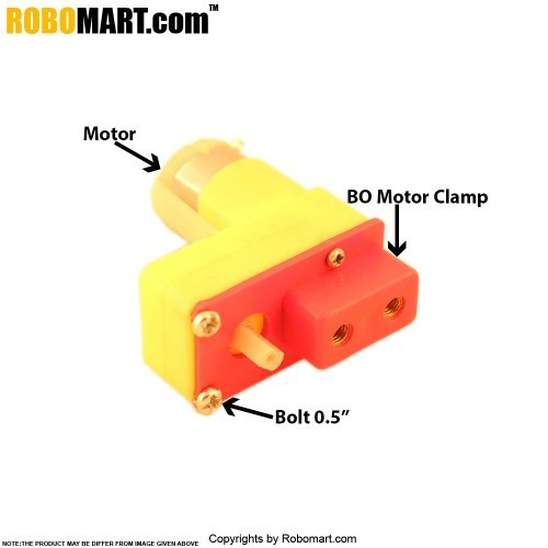 BO Motor Clamp for iMechano/Mechanzo