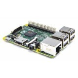 Raspberry Pi 2 900MHz Quad Core 1GB RAM 3D Graphics Videocore
