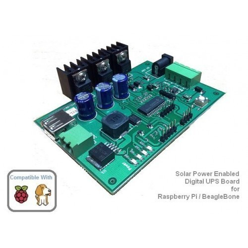 5Volt 2.5Amp Digital UPS Board