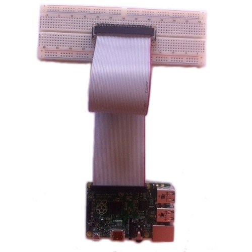 BreakOut Kit for Raspberry Pi Model B+