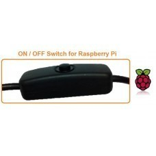 ON / OFF Switch for Raspberry Pi