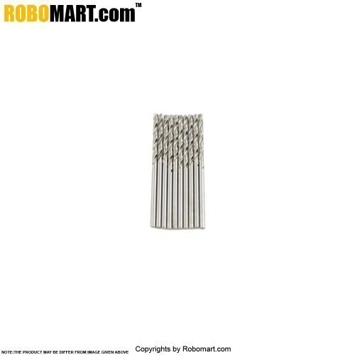3/32 inch or 2.38 mm drill bits