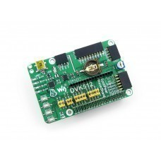 DVK512 - Raspberry Pi Model B+ Expansion/Evaluation Board, features various interfaces, dvk512 battery