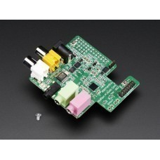 Wolfson Audio Card for Raspberry Pi