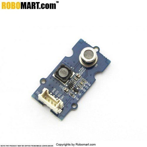 Grove Alcohol Sensors for Arduino/Raspberry-Pi/Robotics