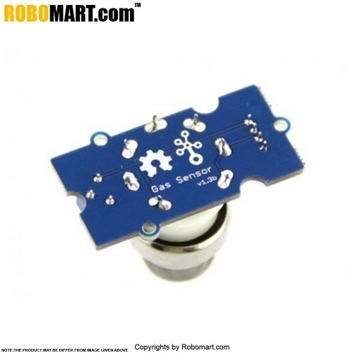 Grove Gas Sensors MQ5 for Arduino/Raspberry-Pi/Robotics