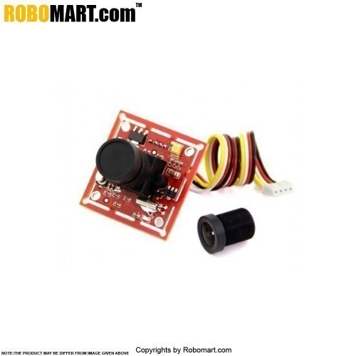 Grove - Serial Camera Kit for Arduino/Raspberry-Pi/Robotics