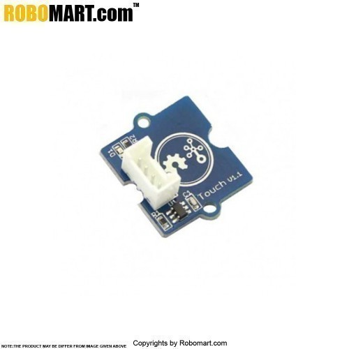 Grove Touch Sensors for Arduino/Raspberry-Pi/Robotics