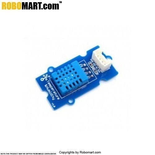 Grove Humidity And Temperature Sensors for Arduino/Raspberry-Pi/Robotics