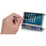 "4.3"" LCD Touch Display Cape for BeagleBone Black by 4D Systems"