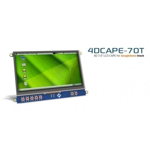 LCD Touch Display Cape for BeagleBone Black