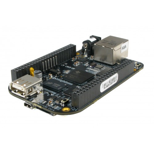 Buy BeagleBone Black Rev C With 4 GB Flash Online at Best Prices in India -  Robomart
