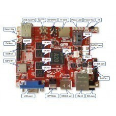 Cubietruck Cubieboard 3, cubietruck cubieboard3 india, cubietruck cubieboard3 review