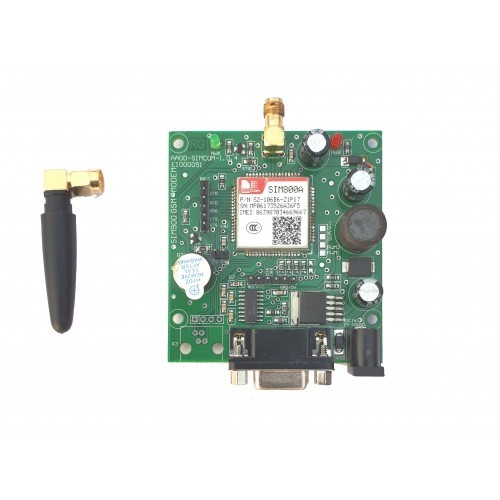 SIM800A Quad Band GSM/GPRS Serial Modem
