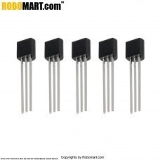 BC560 PNP Low Noise Transistor (Pack of 5)