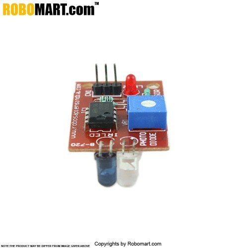 Buy Ir Proximity Sensor For Arduino Raspberry Pi And Robotics