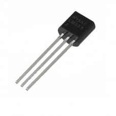 LM335 Precision Temperature Sensors for Arduino/Raspberry-Pi/Robotics