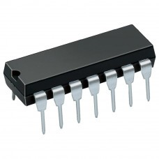 LM837 Low Noise Quad Operational Amplifier