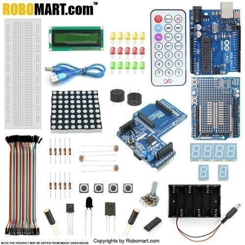 Xbee starter kit arduino with basic projects