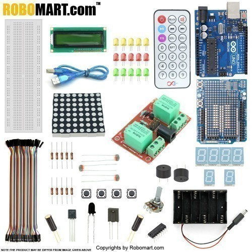 Buy robomart arduino uno r channel v relay starter