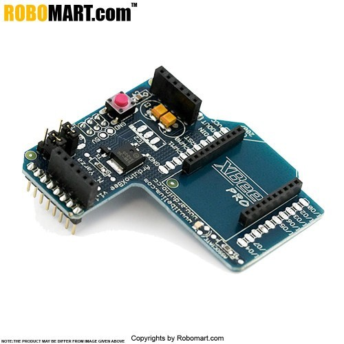 ROBOMART MEGA 2560 R3+XBEE SHIELD STARTER KIT WITH BASIC ARDUINO PROJECTS