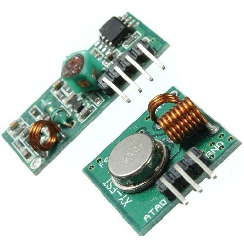 315Mhz RF Transmitter and Receiver
