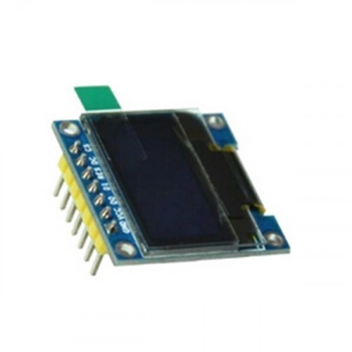 3.3V 0.96 inch Oled Display Module (Arduino Compatible)