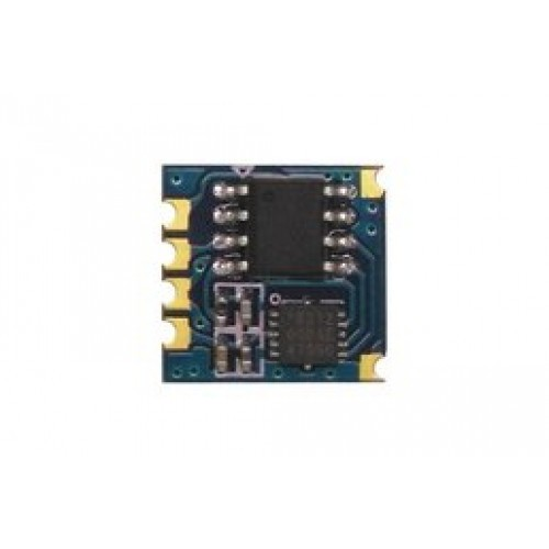 Pedometer sensor module for