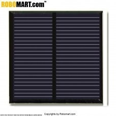 4V 100mA Solar Panel for Arduino/Raspberry-Pi/Robotics