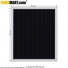 4.7V  500mW Solar Panel for Arduino/Raspberry-Pi/Robotics