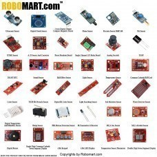 37 In 1 Box Sensor Kit For Arduino / Raspberry Pi