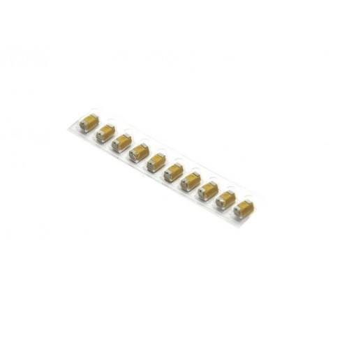 4.7µF 16v SMD Capacitor (Pack of 10)
