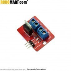 0-24V Mosfet Button IRF520 MOS Driver