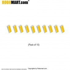 SMD LED 0805 RED (Pack of 10)