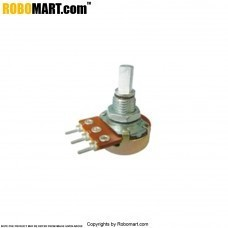 100K Ohm Linear Rotary Potentiometer