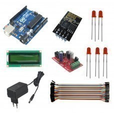 Arduino Based IoT workshop Kit