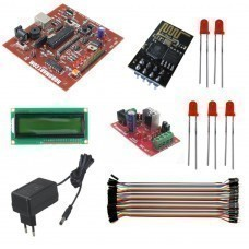 AVR based IoT workshop Kit