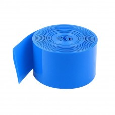 Heat Shrink Tube 10 MM Diameter (1 Meter) Blue