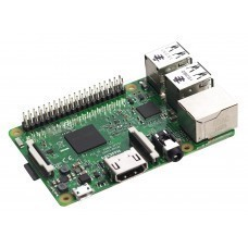 Raspberry Pi 3 Model B 64Bit Quad Core with WiFi and Bluetooth