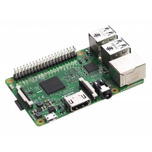 Raspberry Pi 3 India : Buy Online Raspberry Pi 3 Model B Price In India - Robomart