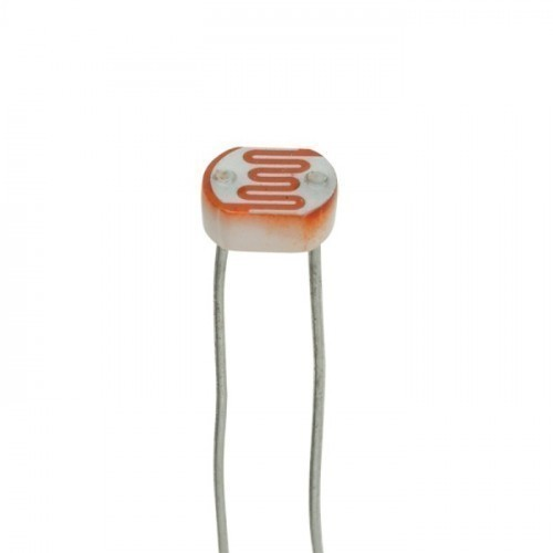 LDR 8mm - Light Dependent Resistor