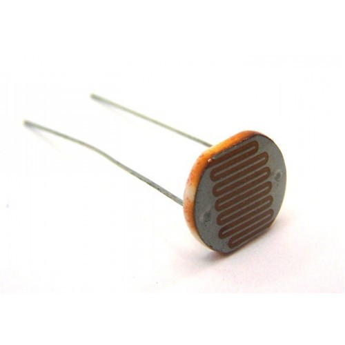 LDR 18mm - Light Dependent Resistor