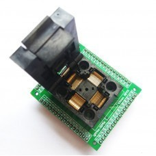 QFP64-0.5, Programmer Adapter